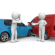 Steps to follow when involved in a car accident