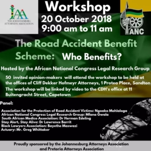 ANC Legal Research Group Workshop