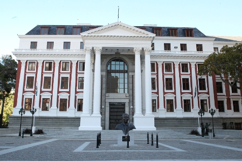 The Democratic Alliance has approached the courts